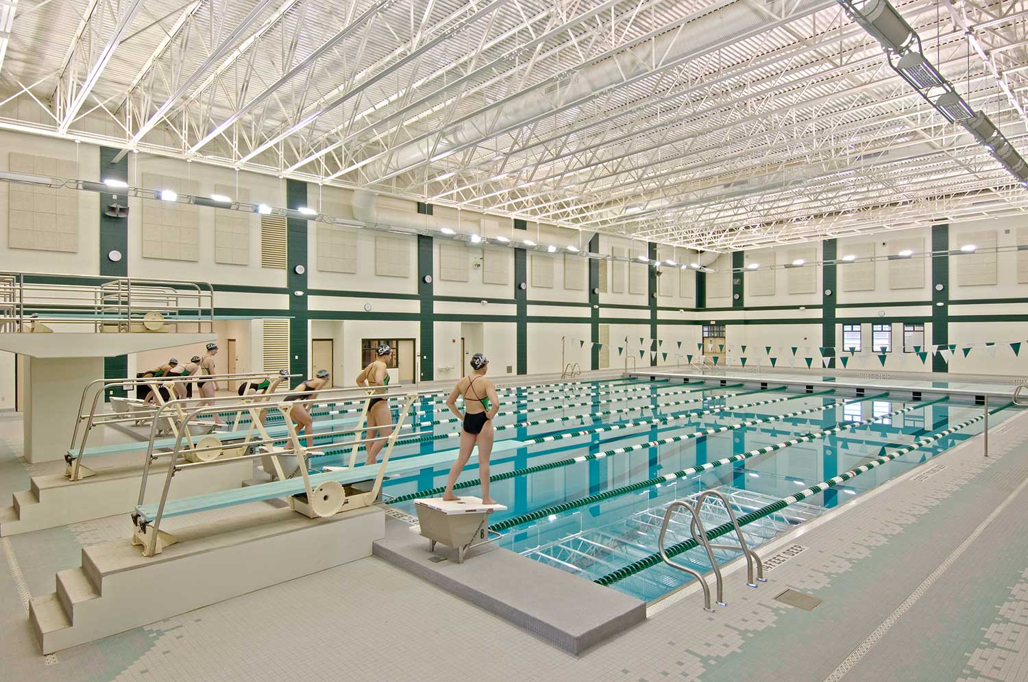 Shenendehowa csdaquatics center mosaic associates Clifton high school swimming pool