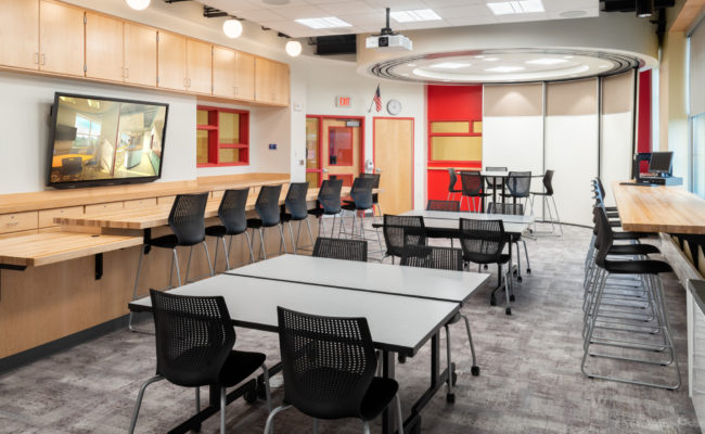 Glens Falls City SD High School 21st-Century Learning & Science Classrooms