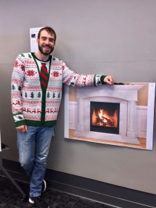 May your holidays be warm and bright...Happy Holidays from Aaron and all of us at Mosaic!